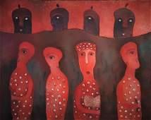 Manuel MENDIVE (1944). Cuban art.