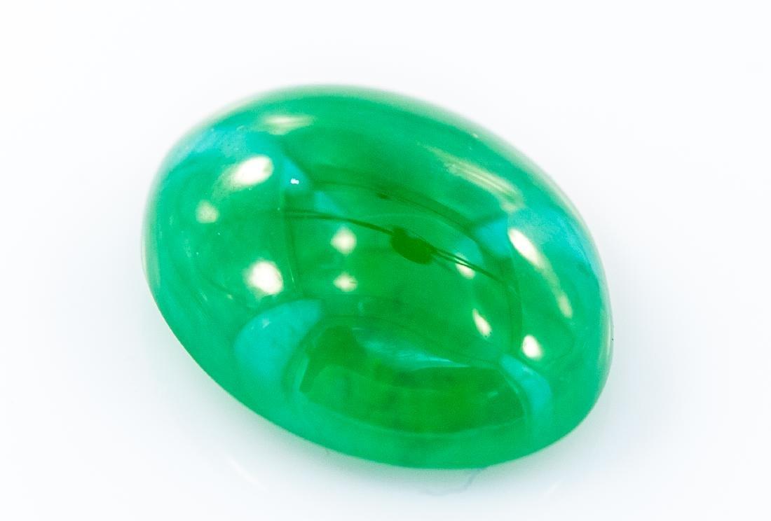 Apple Green Jadiete 14.40 cts.