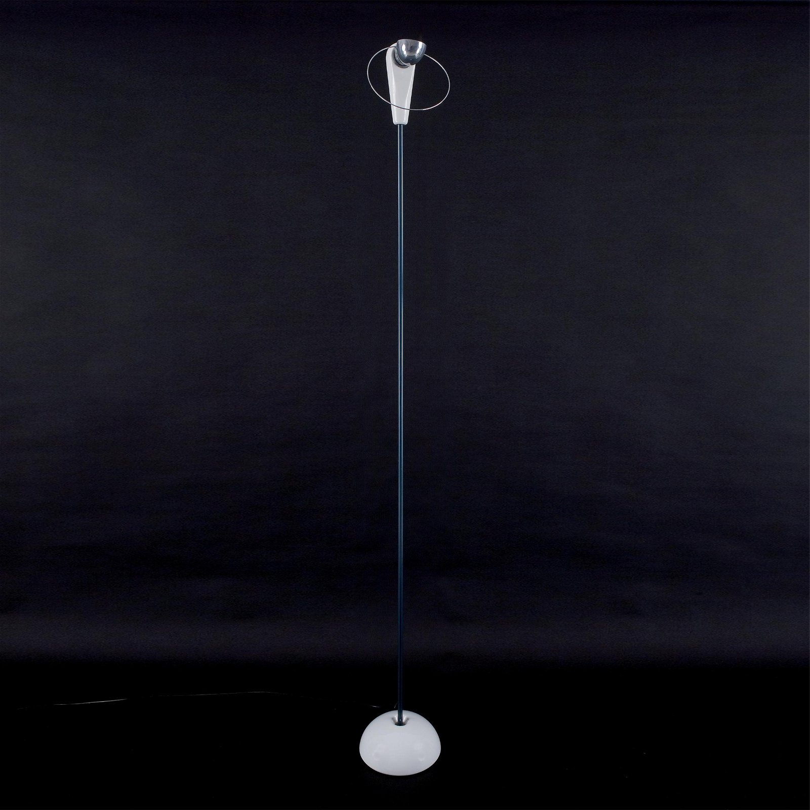 An Italian Bip-bip floor lamp, Achille Castiglioni for