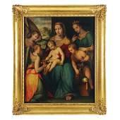 Tuscan painter, 16th century