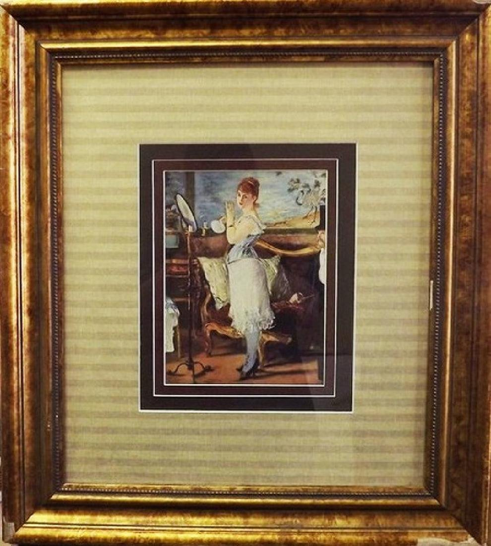 Nana 1877' - Edouard Manet