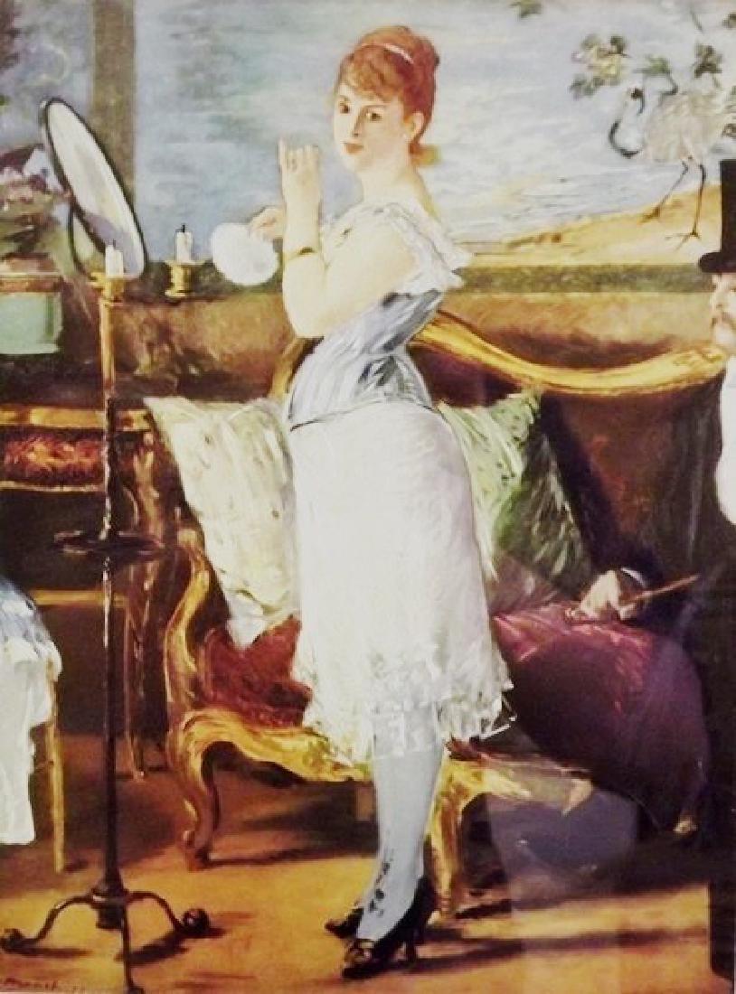 Nana 1877' - Edouard Manet - 2