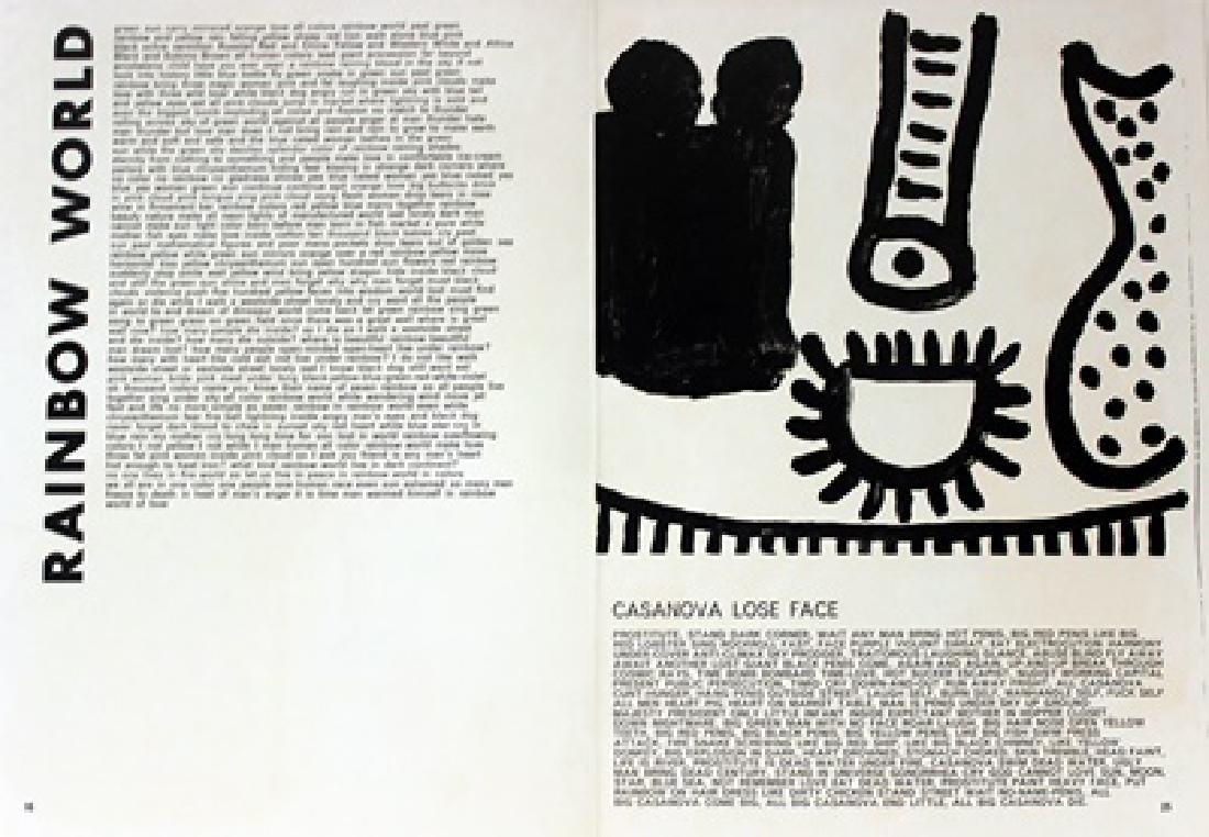 Original Lithograph Sam Francis - 3