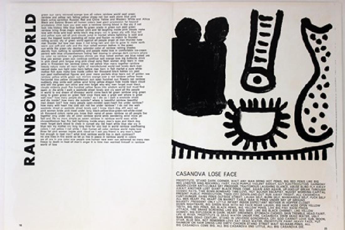 Original Lithograph Sam Francis - 4