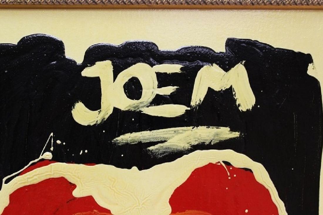 Original Oil Painting by JOEM - 2