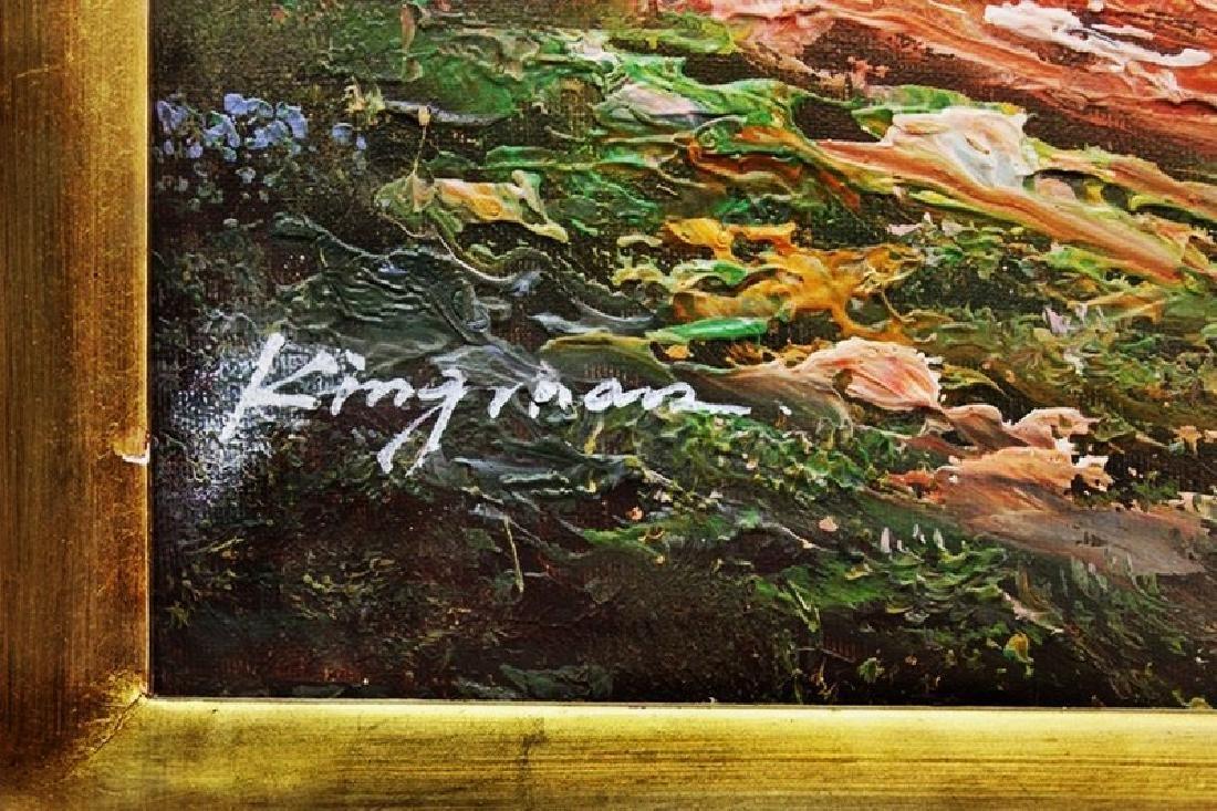 Original Oil Painting by Kingman - 2
