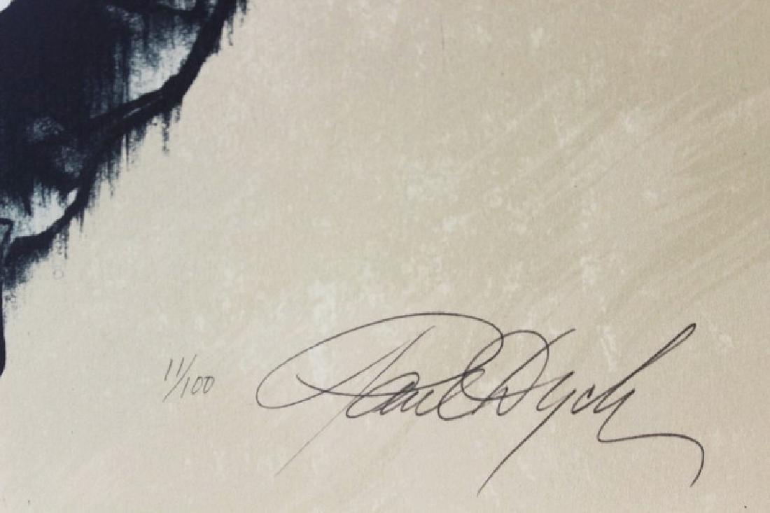 Hand Signed Ltd Fine Art Lithograph - 2