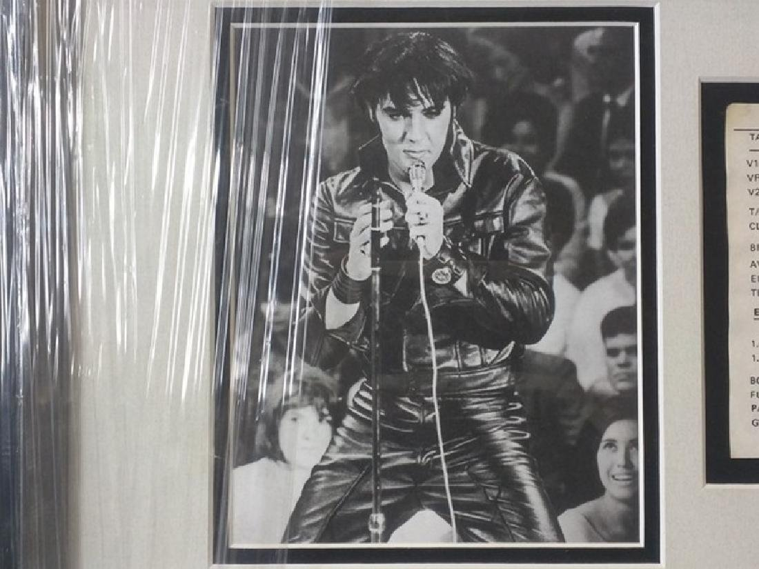 Elvis Presley - Authentic Signed Photo - 2