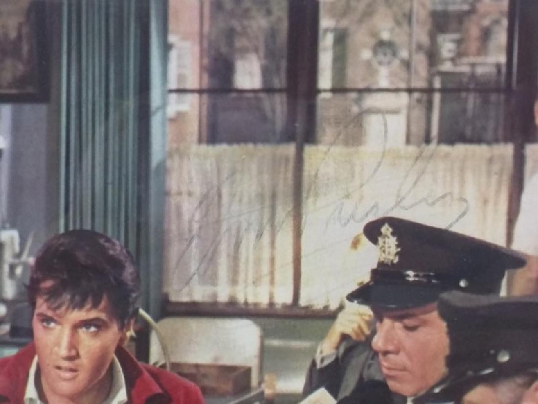 Elvis Presley - Authentic Signed Photo - 5