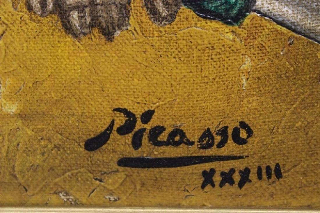 Minotauro en Agonia - Pablo Picasso - 3