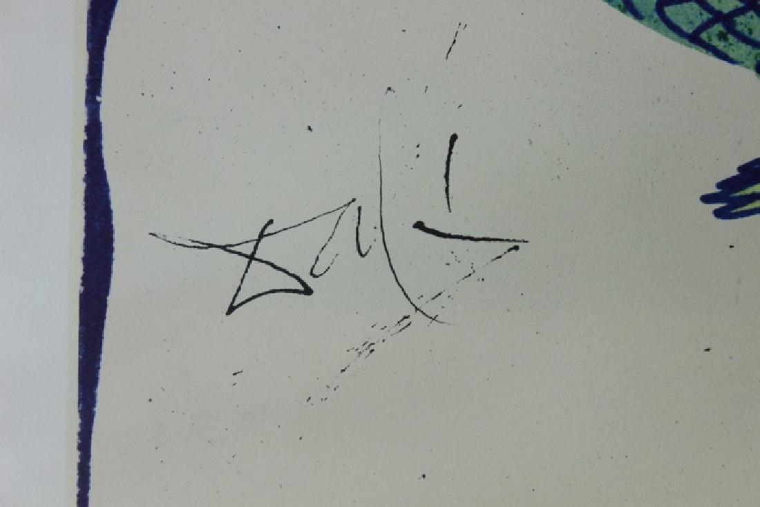 Pisces, Zodiac Suite - Salvador Dali - 3