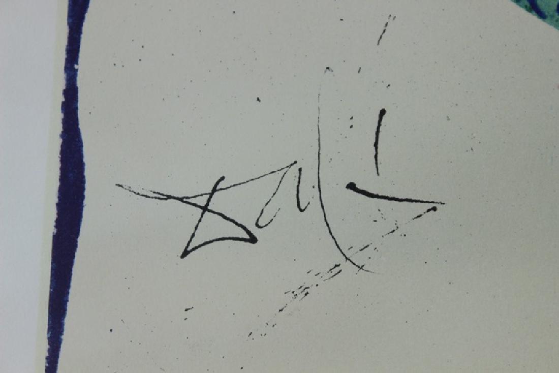 Pisces, Zodiac Suite - Salvador Dali - 4