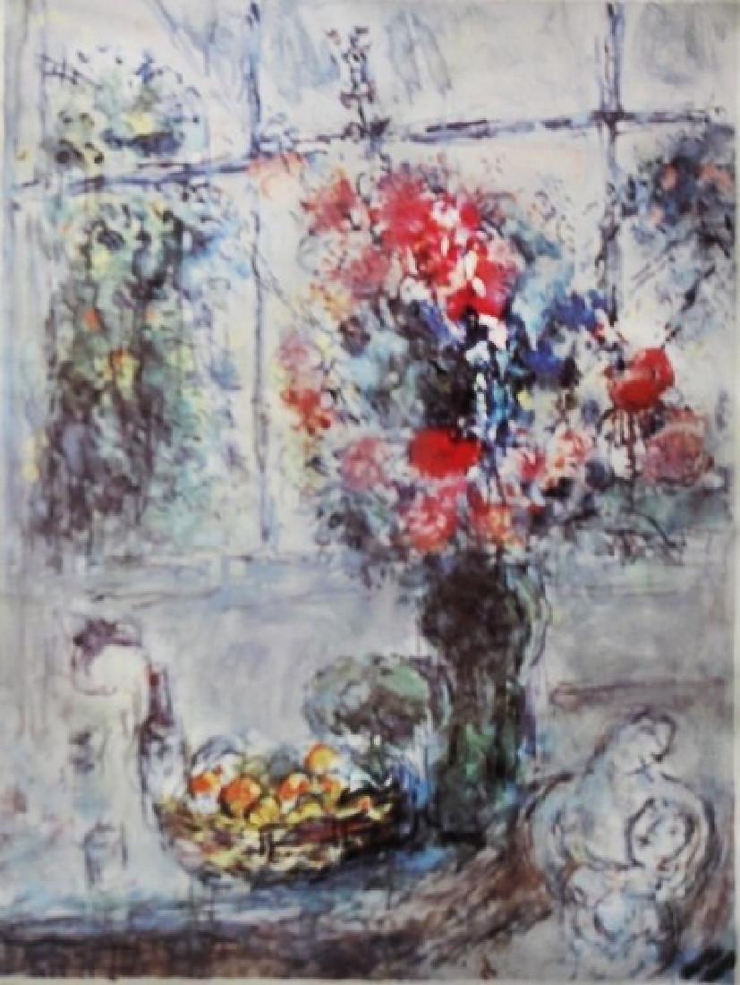 Fruits & Flowers - Marc Chagall - 2