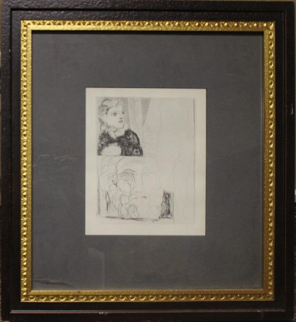 Lithograph After Pablo Picasso - 2