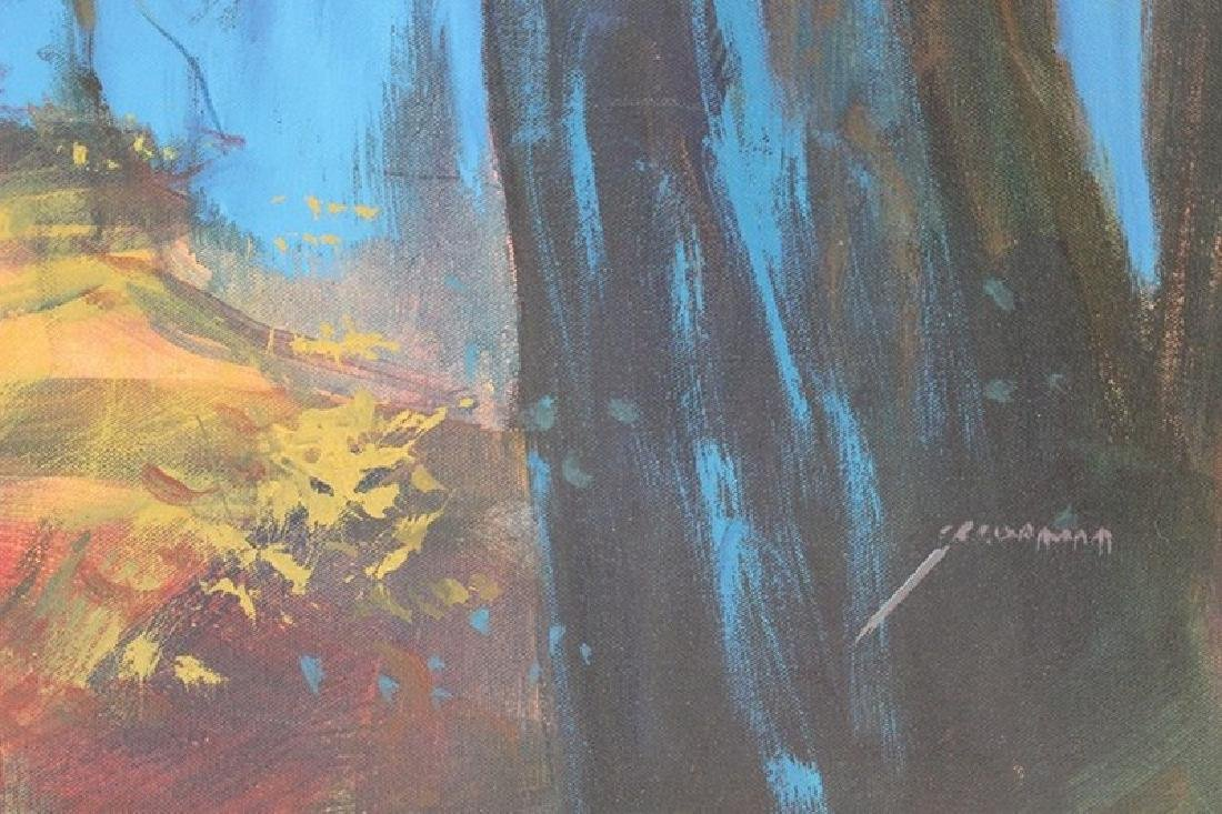 Nature's Bridge-Michael Schofield 48x60 - 2