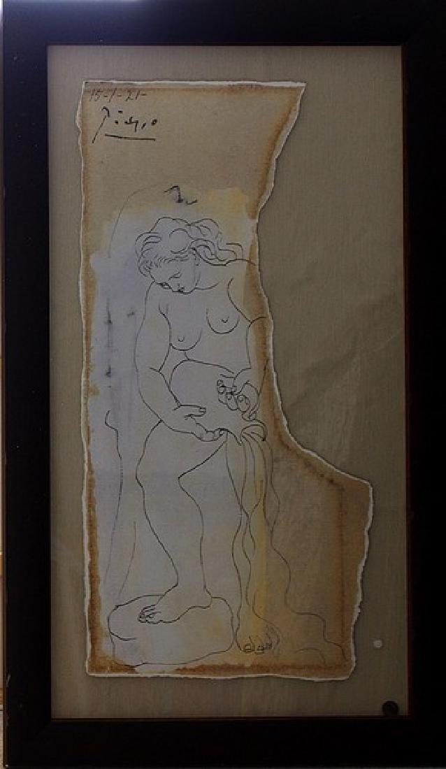 Offset Lithograph - Pablo Picasso