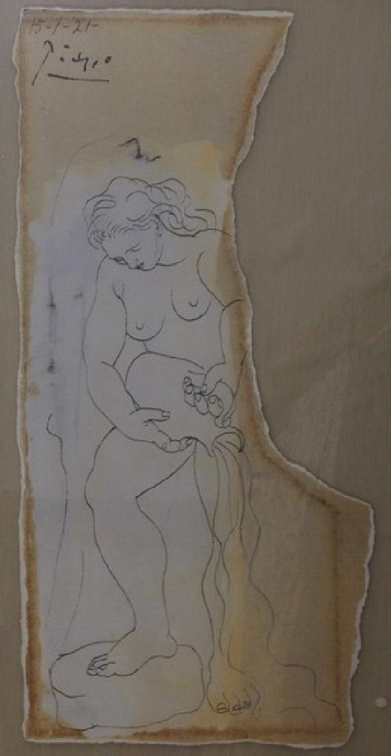 Offset Lithograph - Pablo Picasso - 2