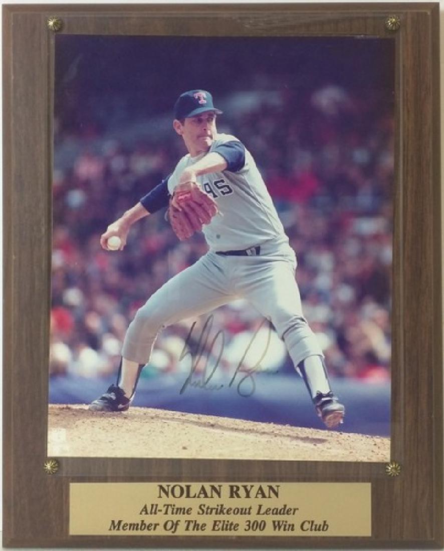 Nolan Ryan - All Time StrikeOut Leader