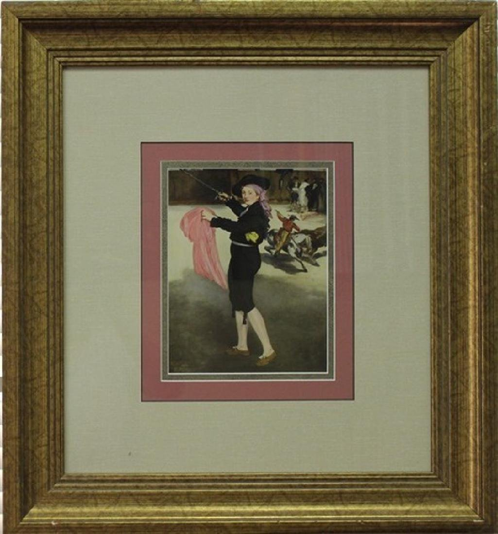 Espada 1863' - Edouard Manet - 2