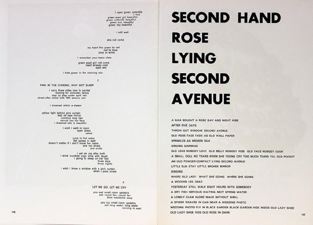 Original Lithographs Sam Francis & Jim Dine - 9