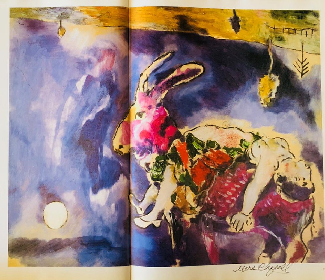 """The Dream 1927"" by Chagall - 2"