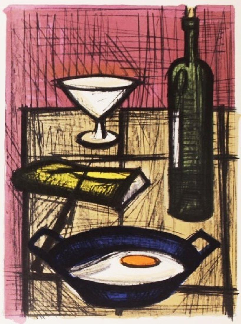 Signed Lithograph Bernard Buffet - 2