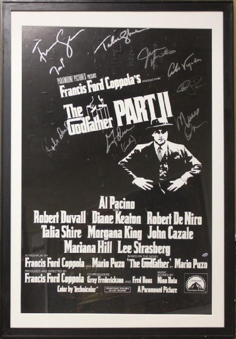 The GodFather Signed Movie Poster - 2
