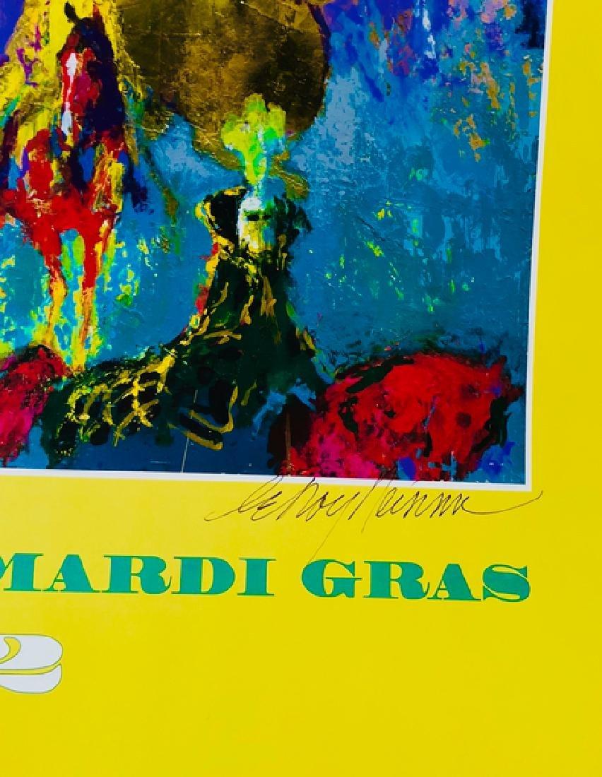 """Mardi Gras"" - LeRoy Neiman - 3"