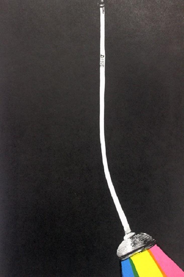 Original Lithographs Sam Francis & Jim Dine - 2
