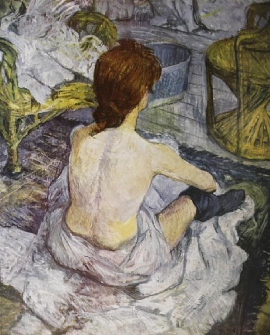 Lithograph H. Toulouse-Lautrec - 2