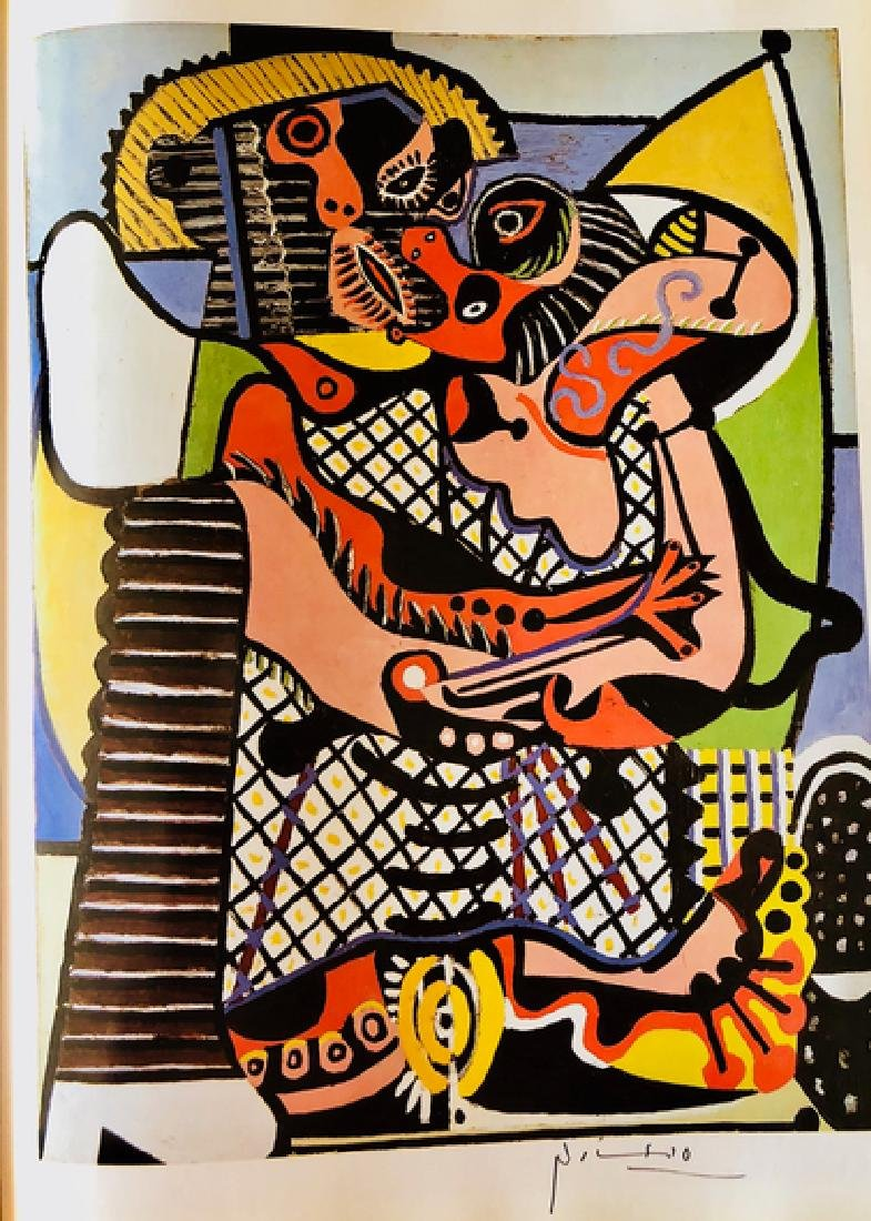 The KISS  - Pablo Picasso 1925 - 2