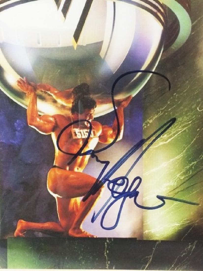 Van Halen  - Signed 5150 Album Cover Photo - 2