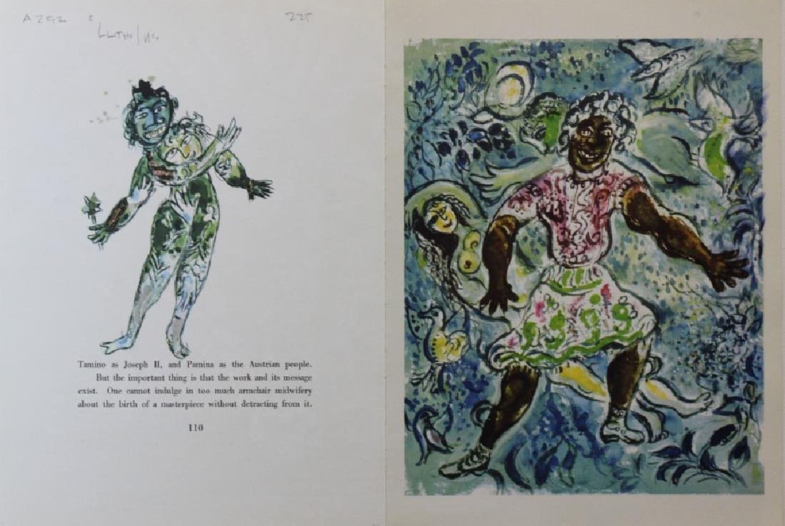 Lithograph by Marc Chagall - 3