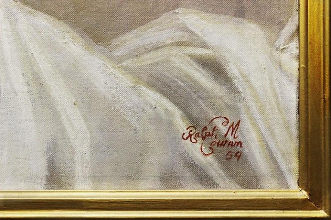 Original Painting - M. Cowan 54' - 2