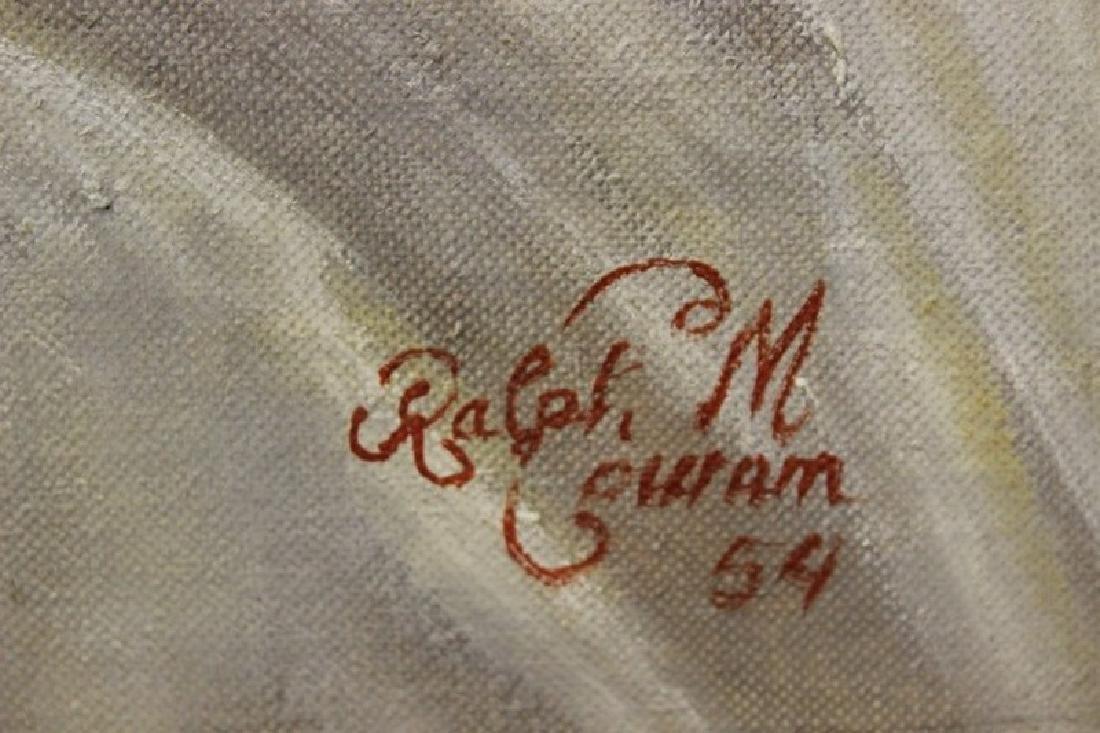 Original Painting - M. Cowan 54' - 3