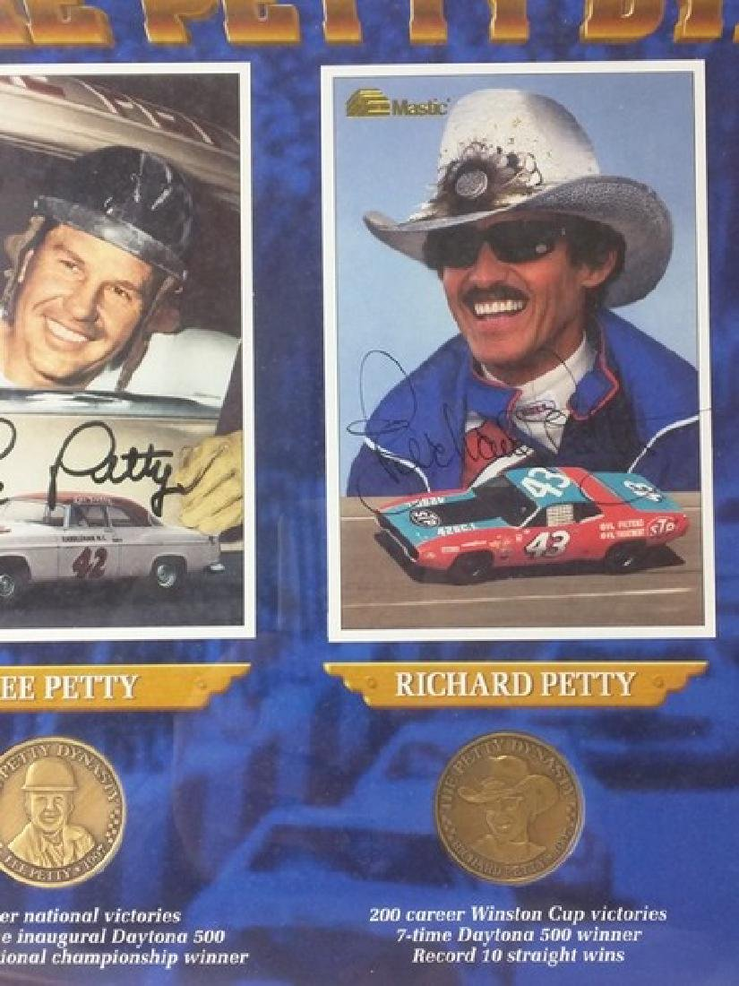 The Petty Dynasty - Framed Memorabilia - 3