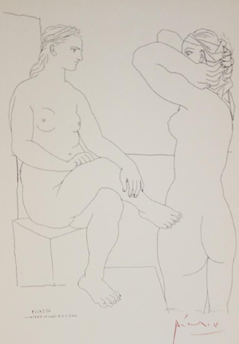 Original Lithographs by Pablo Picasso - 3