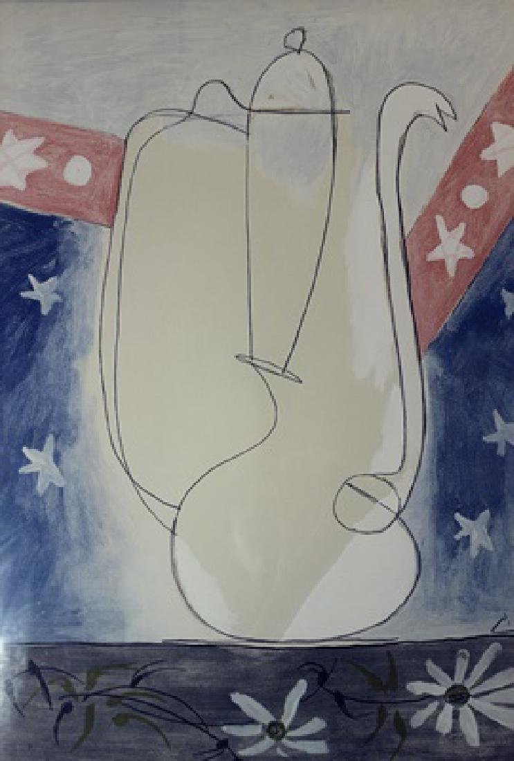 Original Lithographs by Pablo Picasso - 2