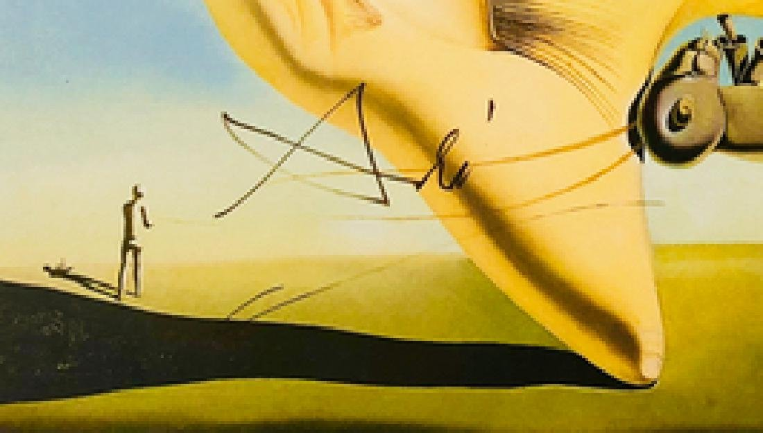 """Salvador Dali """"The Great Masturbator"""" Lithograph - 3"""