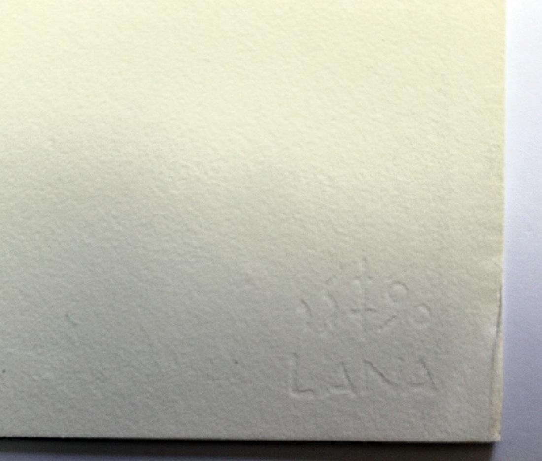Original Signed Lithograph by Alexander Calder - 4