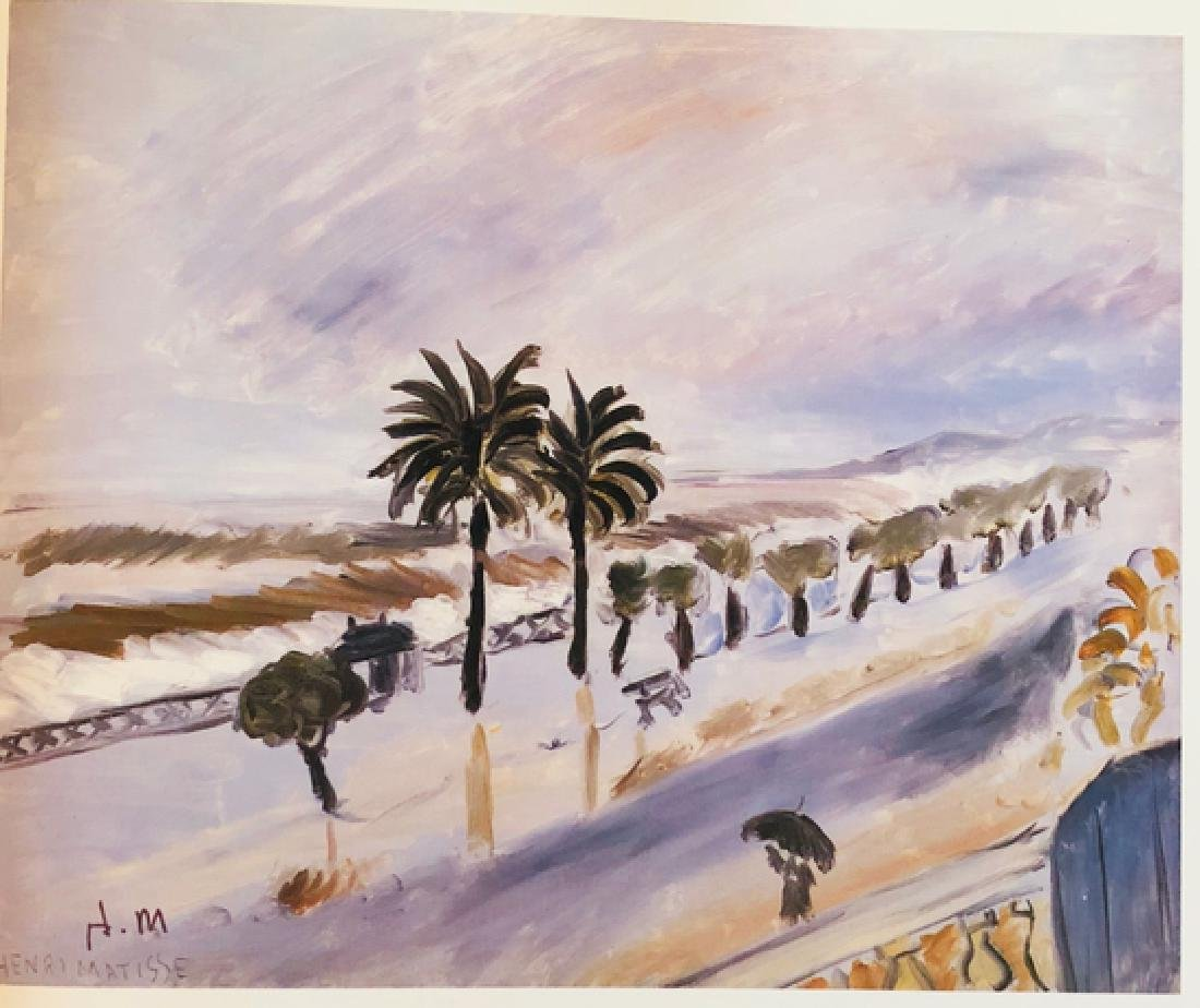 """Storm in Nice"" by Henri Matisse - 2"