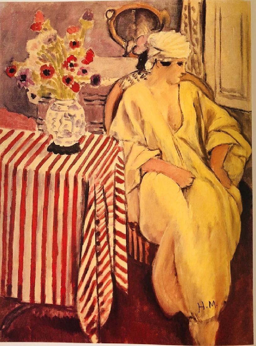 """Meditation"" by Henri Matisse - 2"