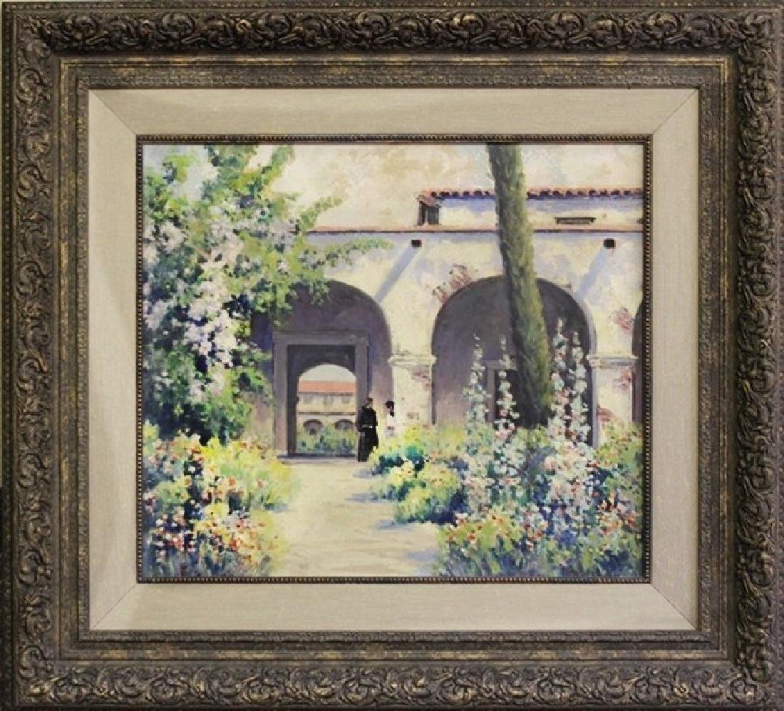 Paul Conner Oil Painting