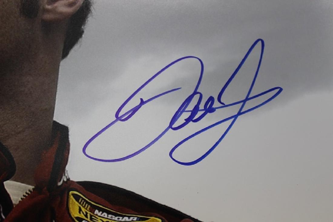 Authentic Autographed Dale Earnhardt Jr - 2