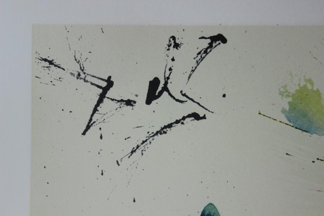 Leo, Zodiac Suite - Salvador Dali - 3