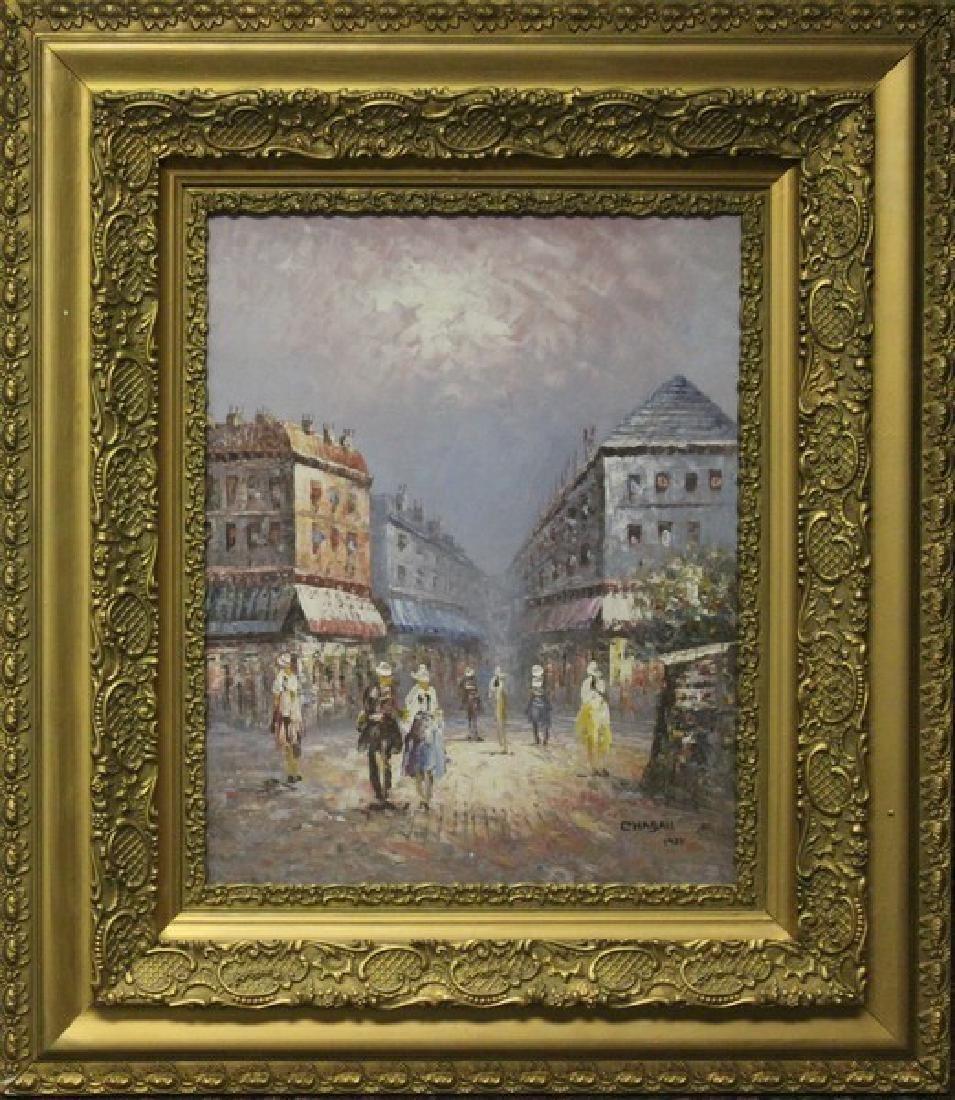 Original Oil Painting on Canvas - 2