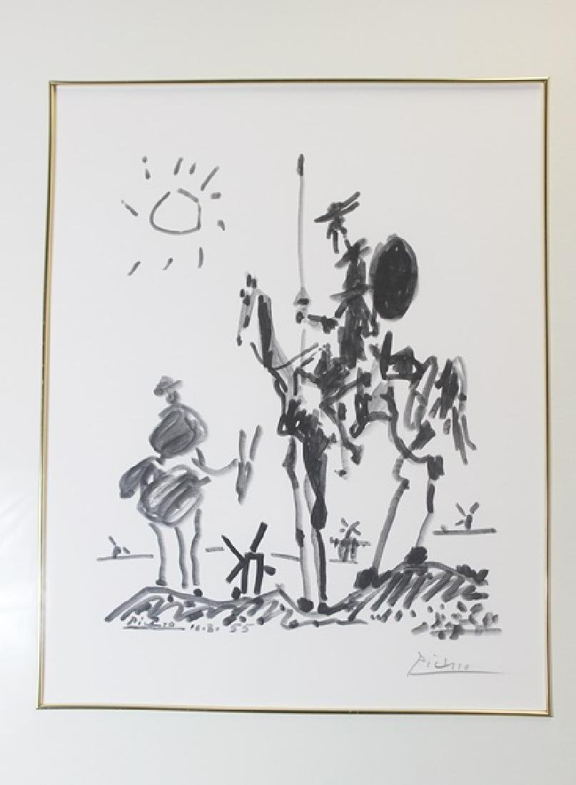 Original Lithographs by Pablo Picasso - 2