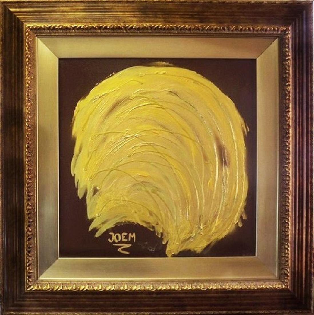 Original Oil Painting by JOEM