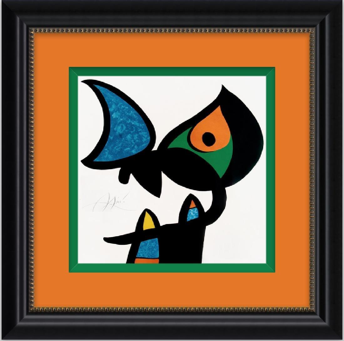 Lithograph - Joan Miro
