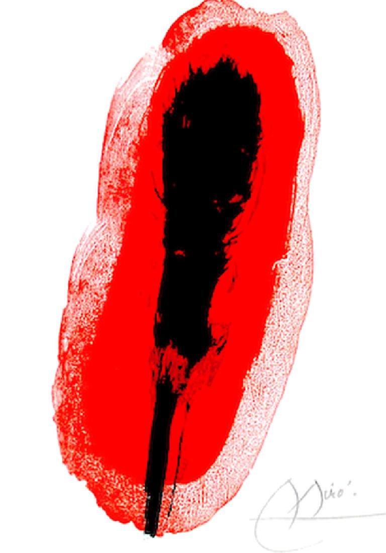 Lithograph 1964' - Joan Miro - 2